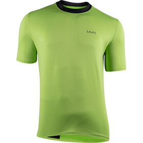 UYN Activyon MTB OW Second Layer Ärmelloses Shirt Herren green jasmine